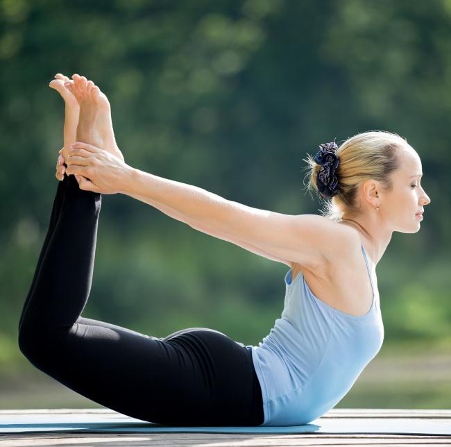 Düz bir karın için 12 yoga hareketleri 11