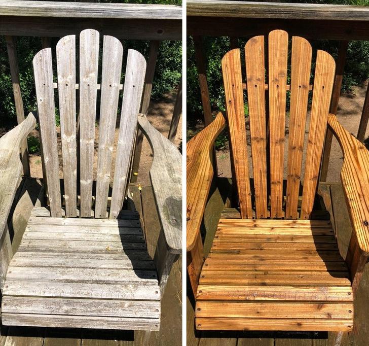 Temizlik hastası kişilerin için ferahlatan öncesi ve sonrası fotoğraflar 7