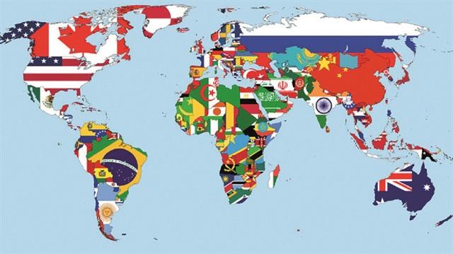 Ülkeler ve Plaka Kodları 1
