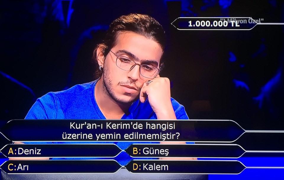Kur'an-ı Kerim'de hangisi üzerine yemin edilmemiştir 3