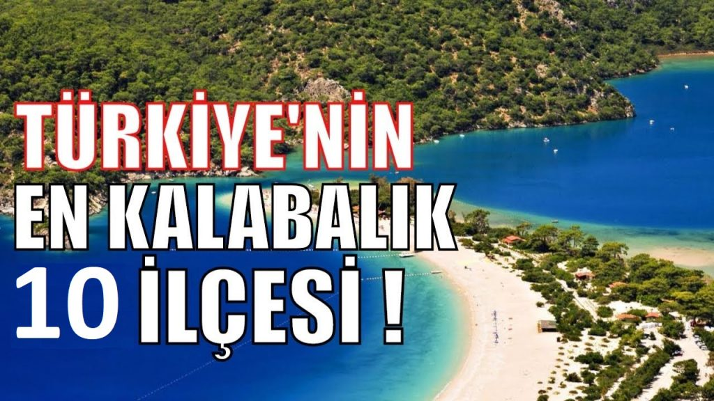 Türkiye'nin En Çok Nüfusa Sahip 10 İlçesi 1
