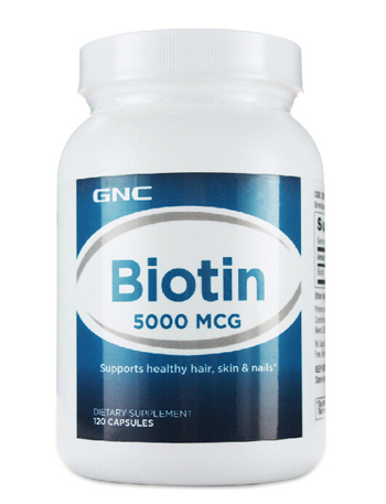 Biotin nedir? Saç dökülmesine karşı faydaları nelerdir? 1