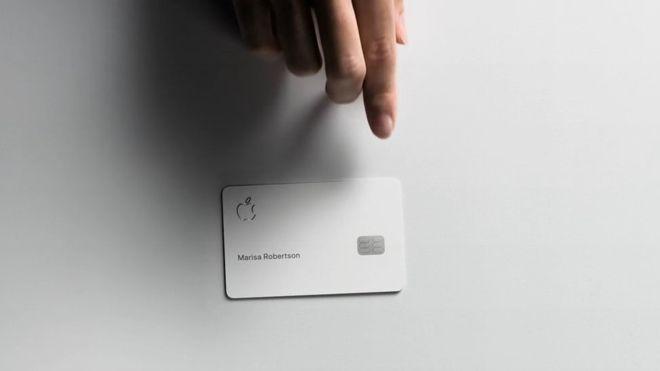 Apple Numarasız Kredi Kartını ve Apple TV Plus'ı Tanıttı