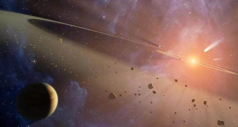 Güneş Sistemi Nasıl Oluştu