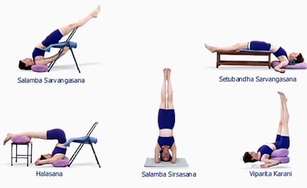 İyengar Yoga Poses