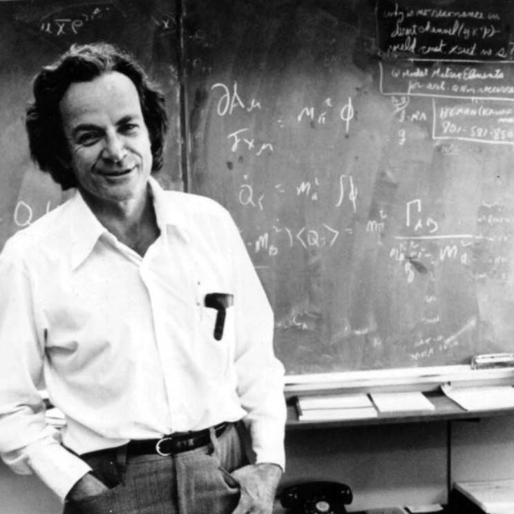 Richard-feynman_kimdir
