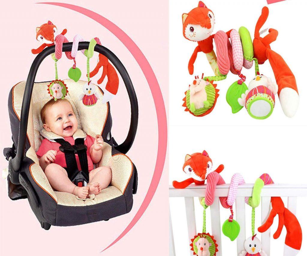 Bebek Arabası ve Puset Oyuncakları