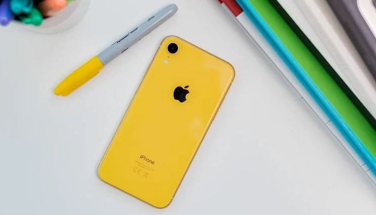 7. iPhone XR