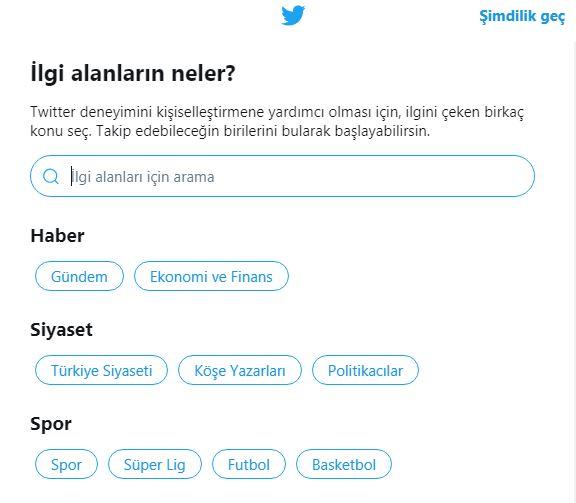 Şirketiniz için Twitter kurumsal hesap açma 6