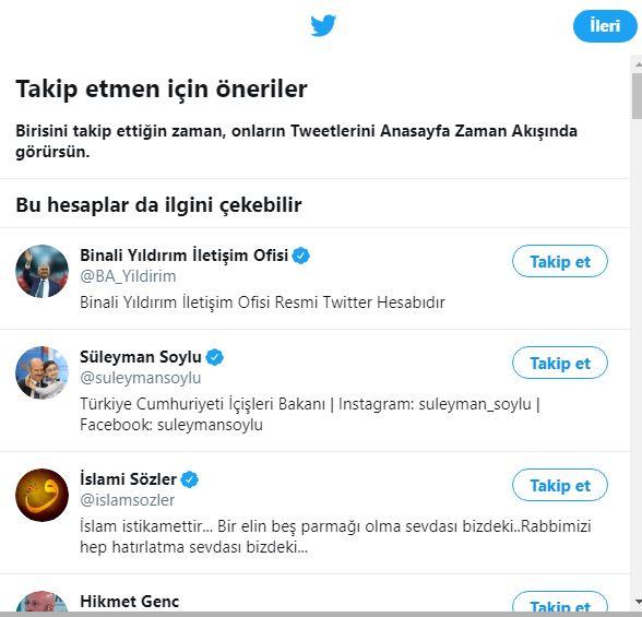 Şirketiniz için Twitter kurumsal hesap açma 7