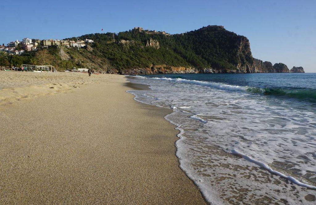 Alanya Kleopatra Plajı