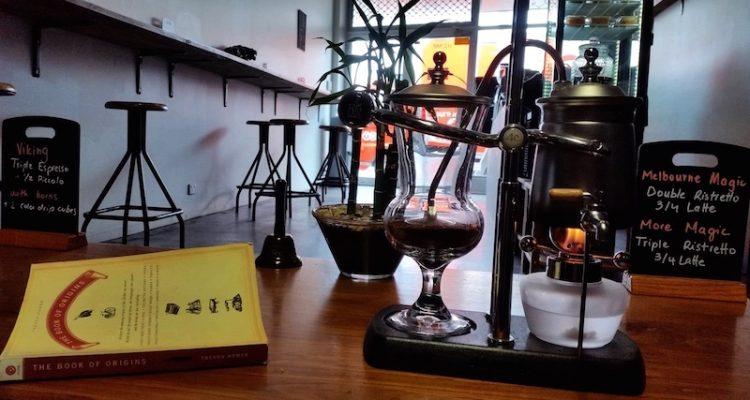 Avustralya Viscous Cafe