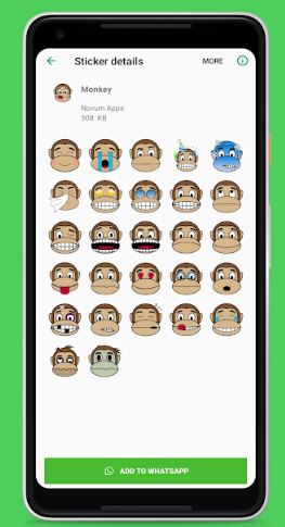 WhatsApp sticker paketleri indir : komik - aşk en iyi 2