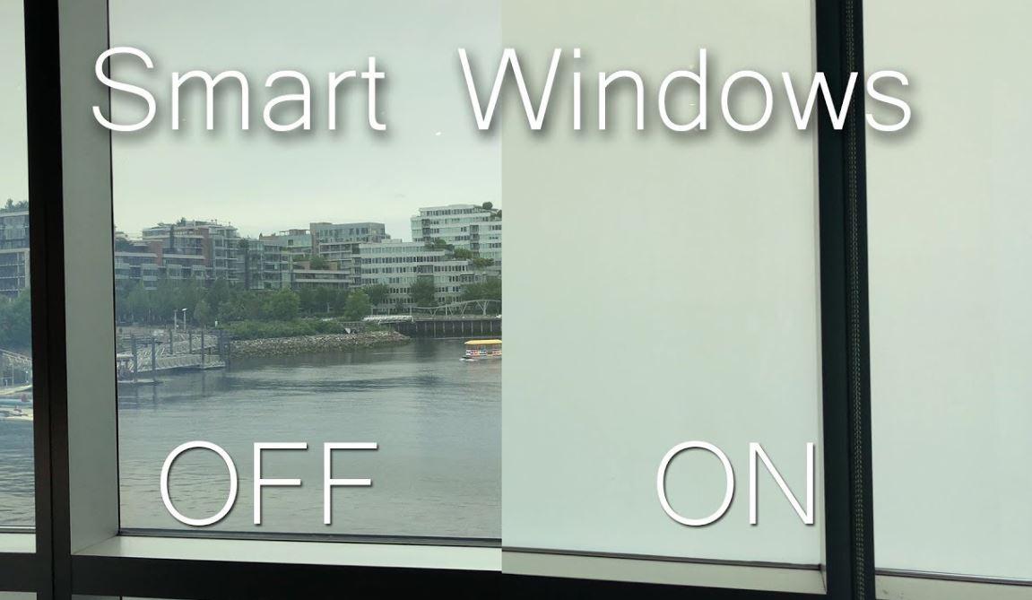 Akıllı cam teknolojisi nedir ne işe yarar