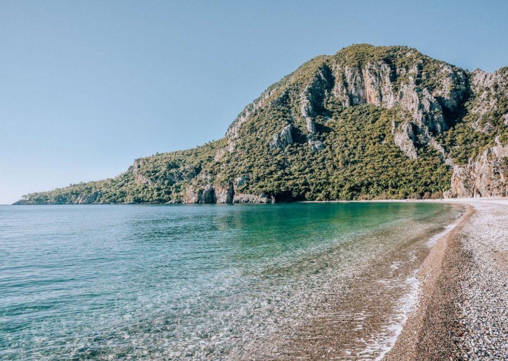 Antalya Çıralı Plajı
