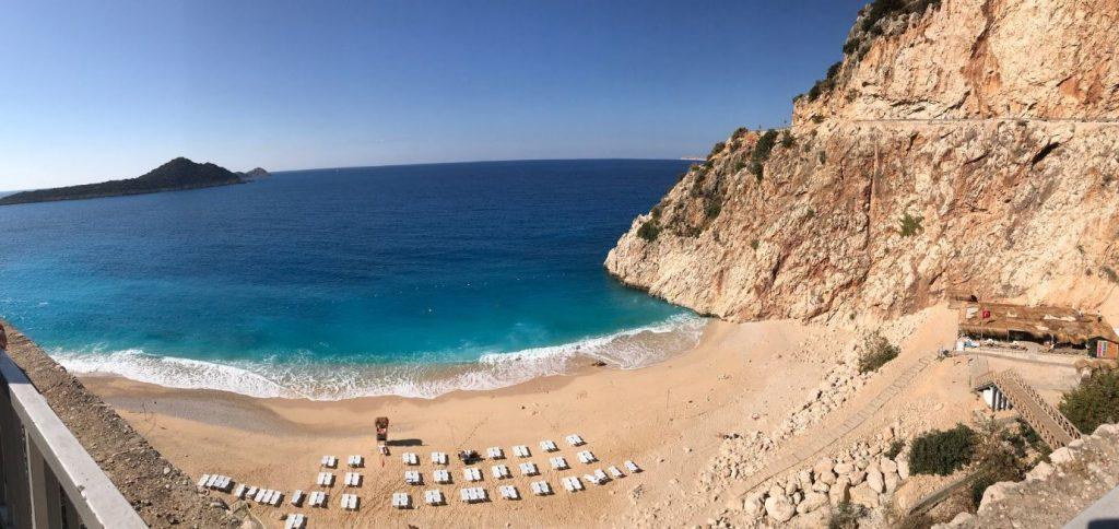 Antalya Kaş - Kaputaş Plajı