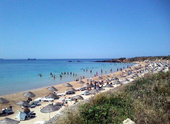 Çanakkale Ayazma Plajı