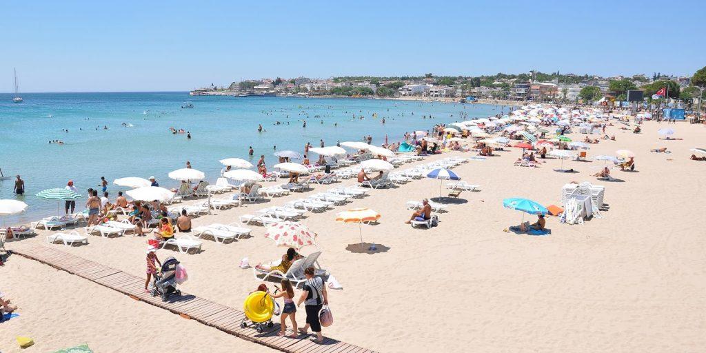 Didim - Altınkum Plajı
