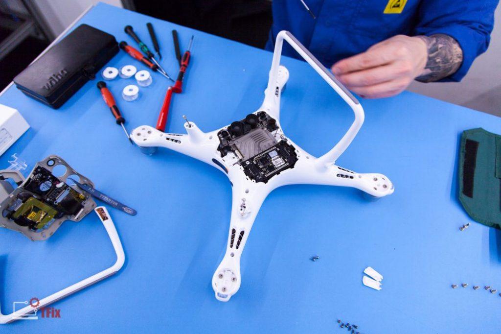 Drone Ekleme / Çıkarma Olanakları