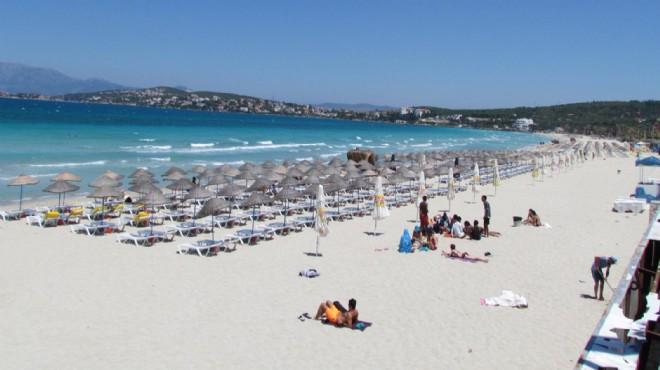Yüzme bilmeyenler için tatil ve plaj yeri