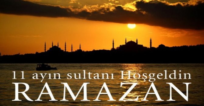 Ramazan Mesajları Resimli 2019