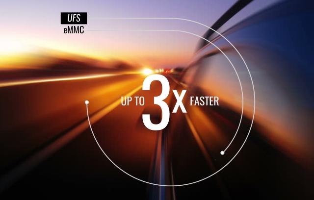 UFS 3.0 Nedir