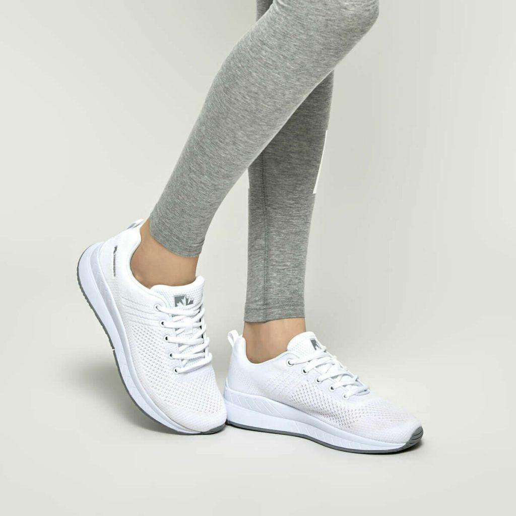 Lumberjack - Connect Wmn Beyaz Kadın Koşu Ayakkabısı