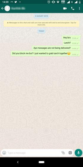 Whatsapp'ta engellendiğimi nasıl anlarım 2