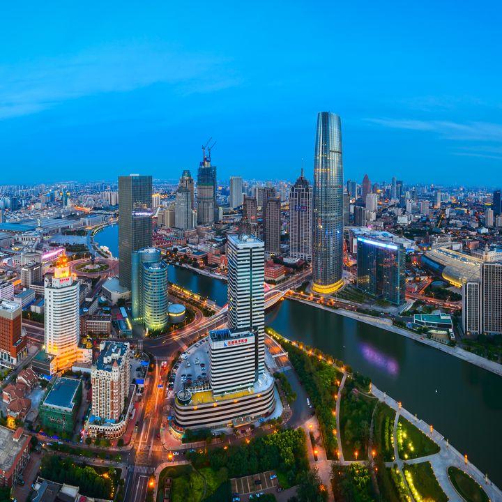 Tianjin Şehri