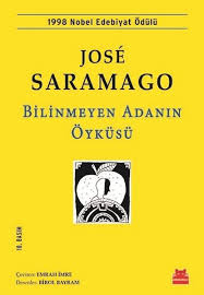 Bilinmeyen Adanın Öyküsü Jose Saramago