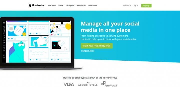 En popüler 7 sosyal medya yönetim aracı 2019