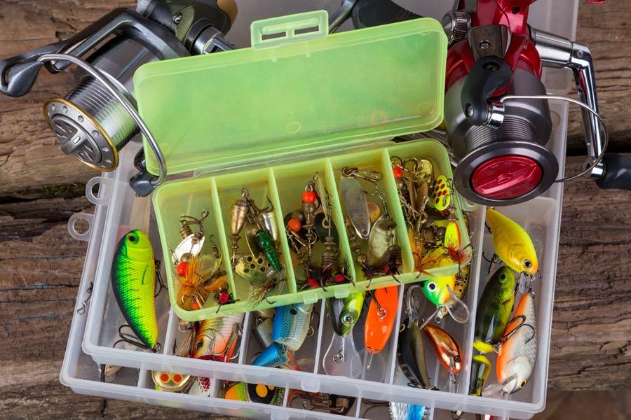 Yeni başlayanlar için balıkçılık malzemeleri 10