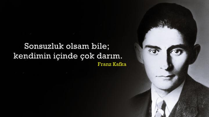 Franz Kafka'dan en anlamlı 15 alıntı 1