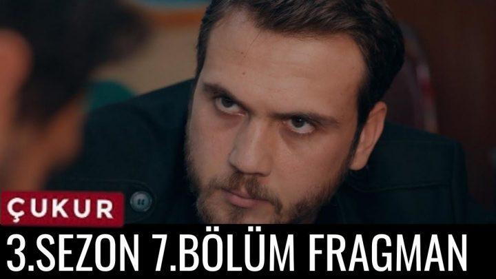 Çukur 3.sezon 7.bölüm fragmanı