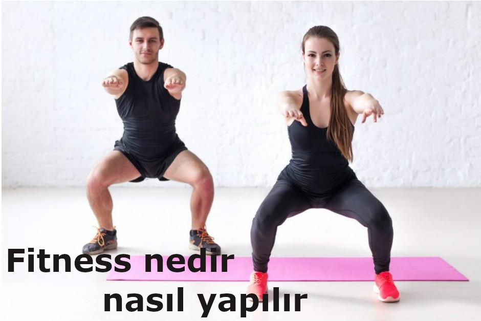 Fitness-nedir-nasıl-yapılır