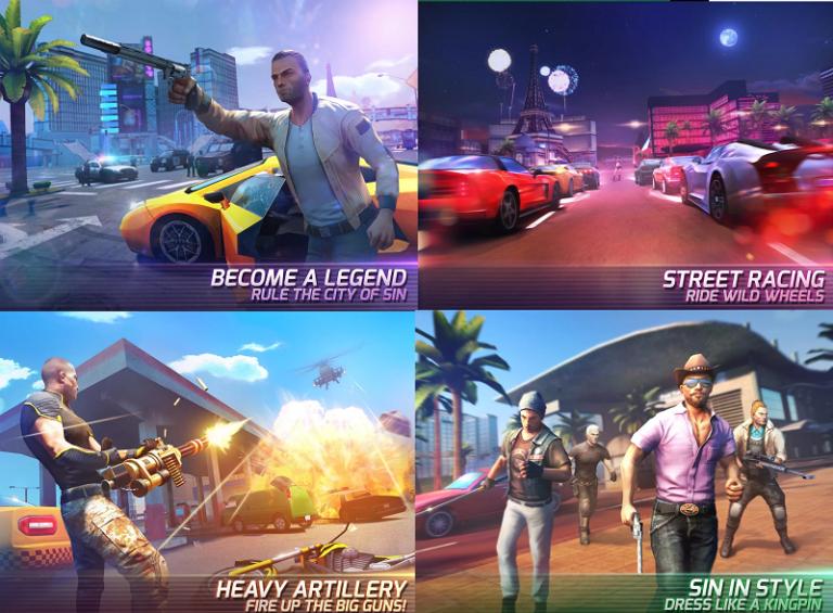 En iyi grafikli android oyunlar 2
