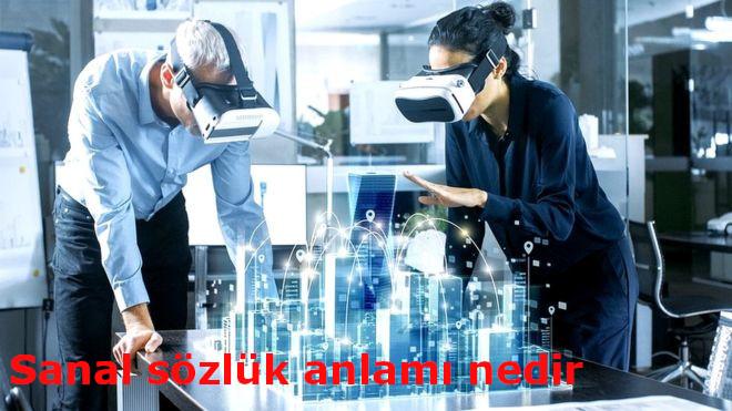 sanal--türkçe-sözlük-anlamı