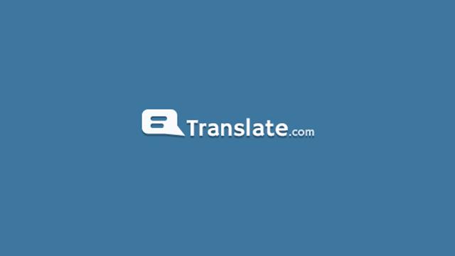 Translate.com çeviri sitesi