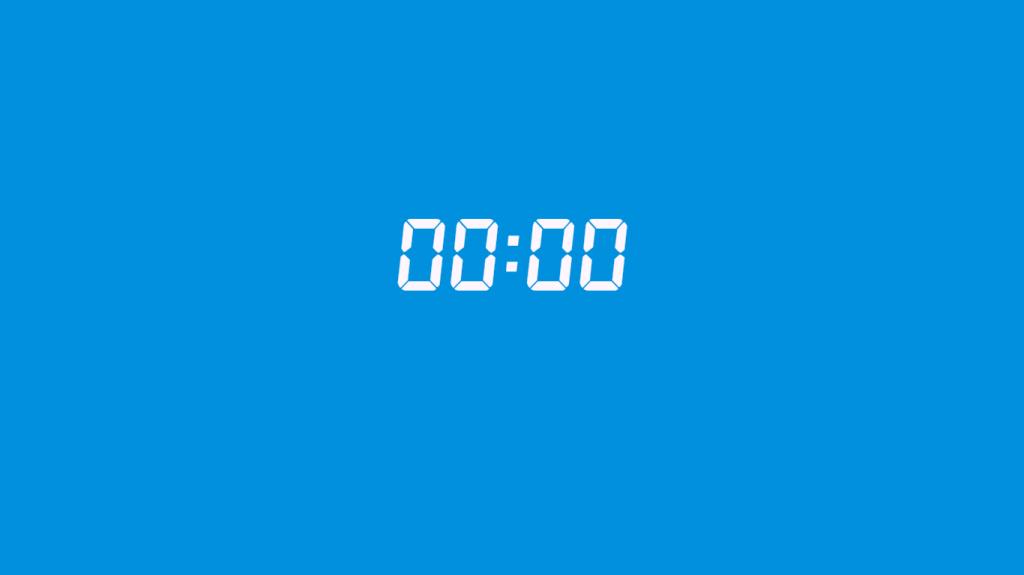 00:00 saatin anlamı