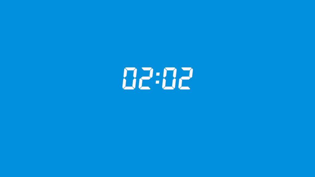02:02 saatin anlamı