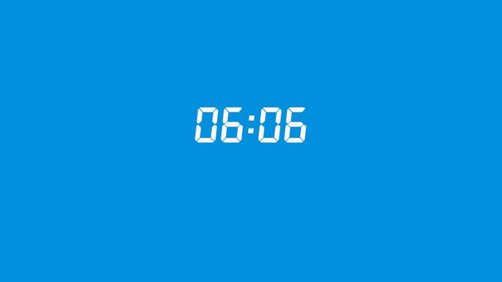 06:06 saatin anlamı