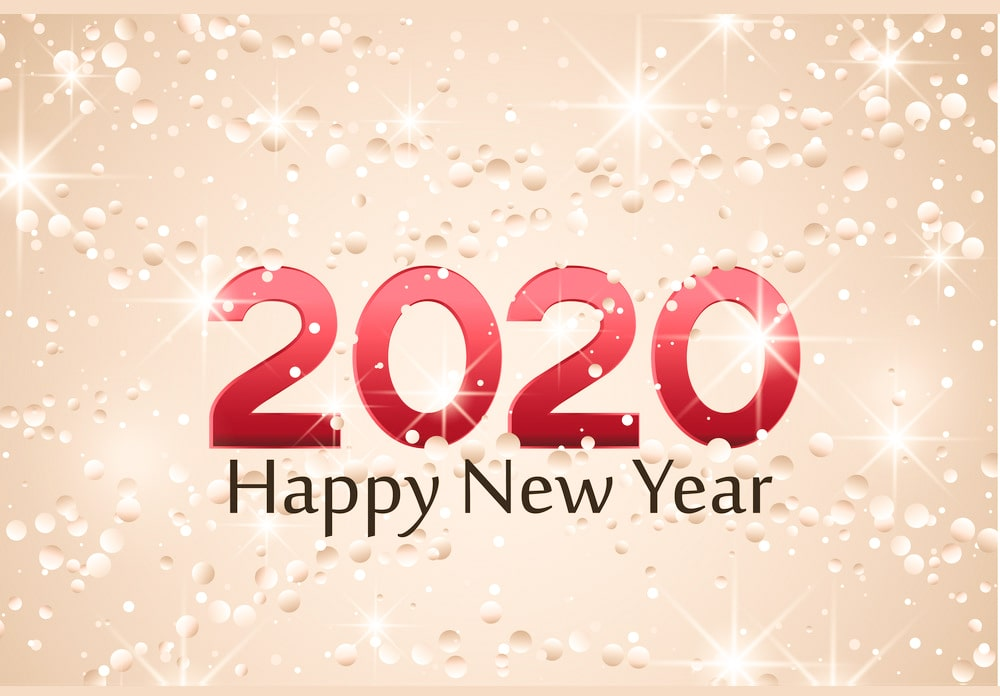 2020 yeni yıl resimleri - Happ new year 2