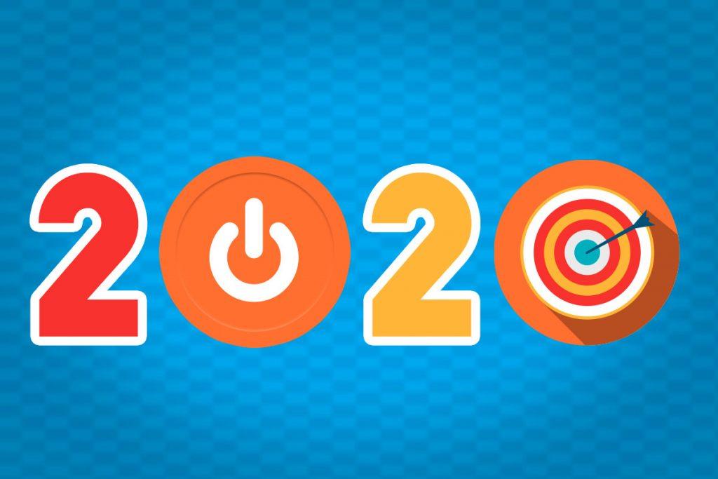 2020 para başlat ve nokta vuruşu