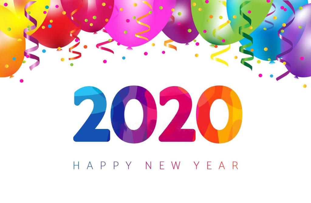 renkli balonlu 2020