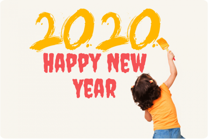 2020 yeni yıl resimleri - Happ new year 15