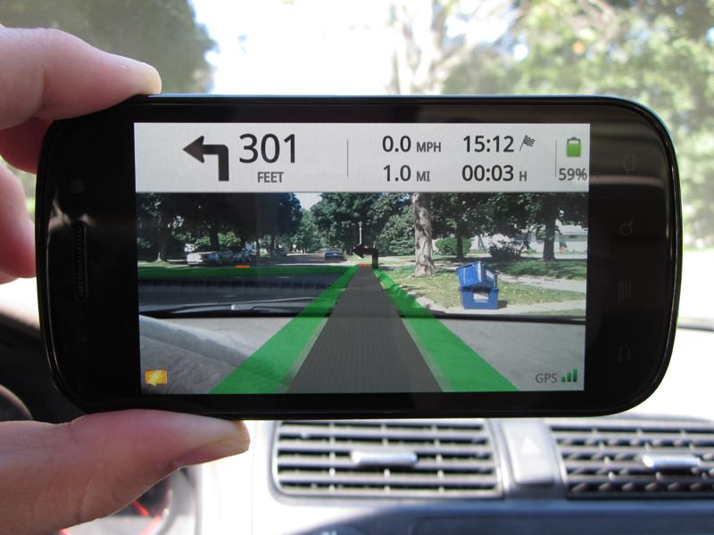 Navigasyon ve yol tarifi