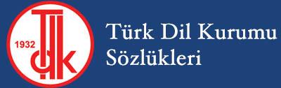 Türk Dil Kurumu Trend karşılığı