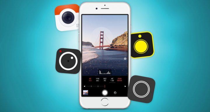 En iyi kamera uygulamaları | Android - IOS 12