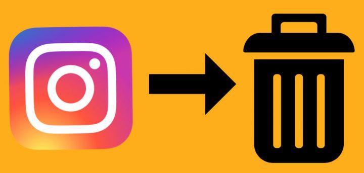 Instagram hesabı kapatma  (2020) | Kalıcı olarak silme 2