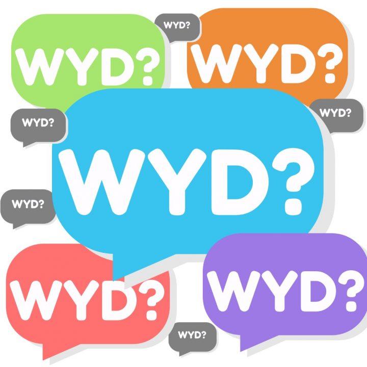 Wyd Ingilizce kısaltma ne demek? 3